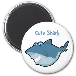 Cute Shark Magnet