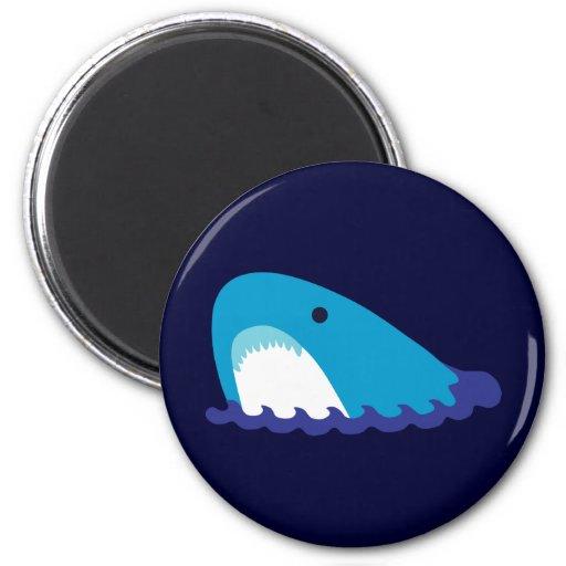 Cute Shark Fridge Magnets