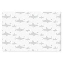 Cute Sharks | Baby Shower Tissue Paper