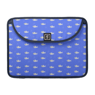 Cute Sharks MacBook Pro Sleeve