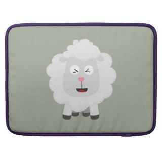 Cute Sheep kawaii Zxu64 Sleeve For MacBook Pro