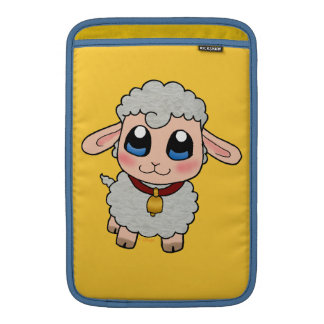 Cute sheep MacBook sleeve