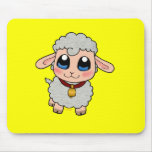 Cute Sheep Mousepads