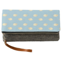 Cute Sheep Pattern Clutch Purse