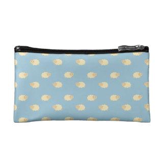 Cute Sheep Pattern Cosmetic Bag