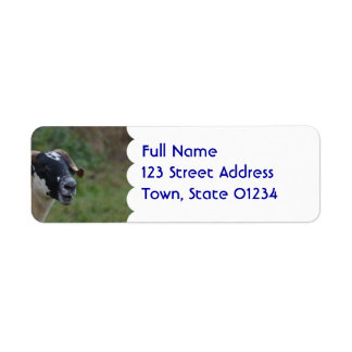 Cute Sheep Return Address Label