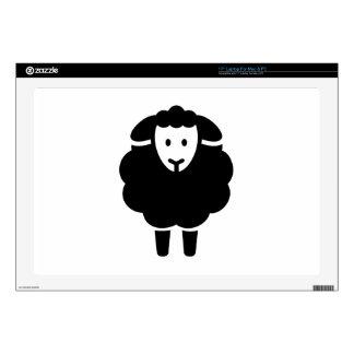 Cute sheep skin for laptop
