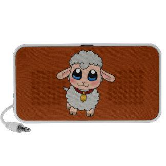 Cute Sheep Laptop Speakers