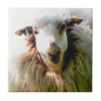 CUTE SHEEP TILE
