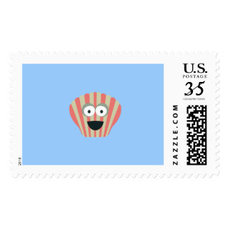 Cute Shell Postage