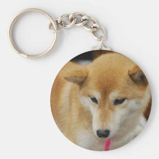 Cute Shiba Inu Keychain