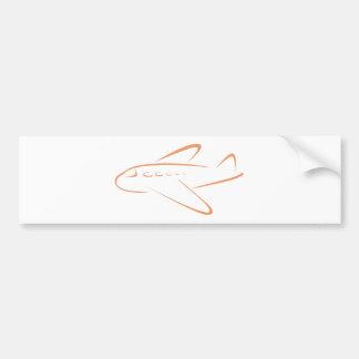 Cute Shirts | Airplane Icon Gift Shirts Bumper Sticker