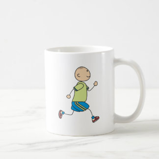 Cute Shirts | Cute Boy Running Gift Shirts Coffee Mug
