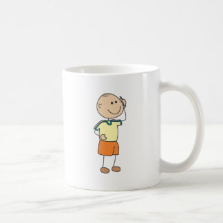 Cute Shirts | Cute Boy Talk Phone Gift Shirts Coffee Mug