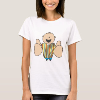 Cute Shirts | Cute Boy Two Thumbs Up Gift Shirts