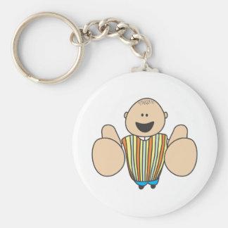 Cute Shirts   Cute Boy Two Thumbs Up Gift Shirts Keychain