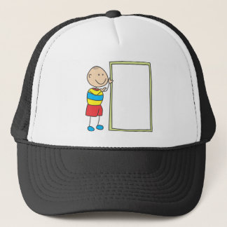 Cute Shirts | Cute Boy With Whiteboard Gift Shirts Trucker Hat