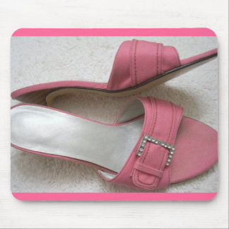 Cute Shoes Mouse Pad