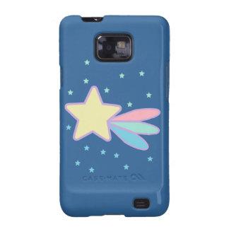 Cute Shooting Star Comet Samsung Galaxy S Case
