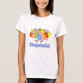 Cute Shopaholic Saying T-Shirt
