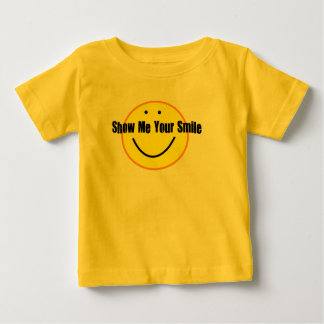 Cute Show Me Your Smile Shirt