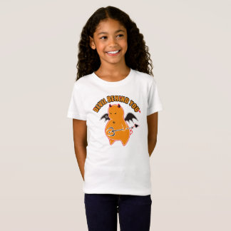 Cute Shy Devil fighter T-Shirt
