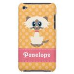Cute Siamese Cat iPod Touch 4g Case iPod Case-Mate Case