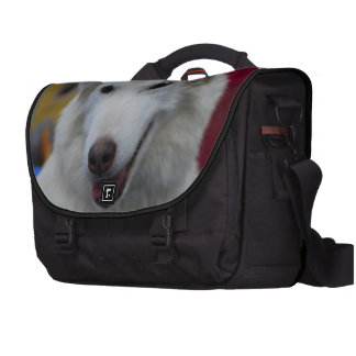 Cute Siberian Husky Bags For Laptop