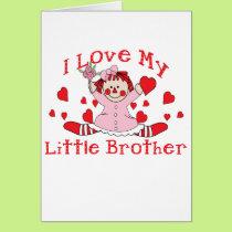 Cute Sibling Gift Card