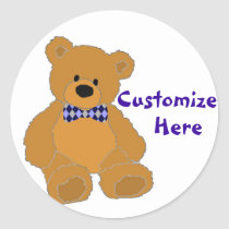 Cute Simple Bear Sticker