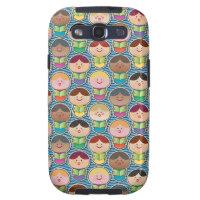 Cute Singing Choir Samsung Galaxy S3 Case