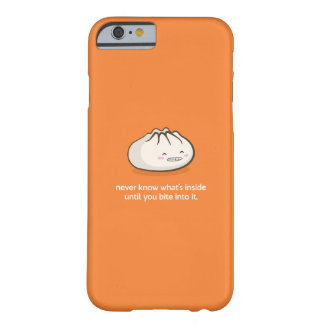 Cute Siopao Character iPhone 6/6s Case