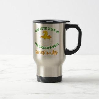Cute Sister-In-Law Coffee Mugs