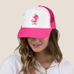 Cute Skateboarding Cartoon Unicorn Trucker Hat