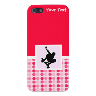 Cute Skateboarding iPhone SE/5/5s Case