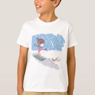 Cute Skiier T-Shirt