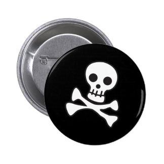 Cute Skull Pin