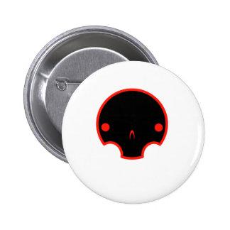 cute skull design pins