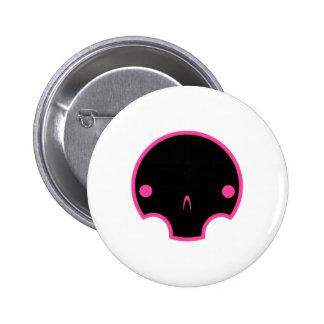 cute skull design pin