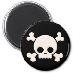 Cute Skull Fridge Magnets