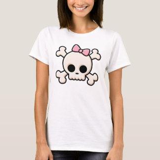 Cute Skull Girl T-Shirt