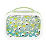 Cute Skulls And Stars Pattern Lunch Box