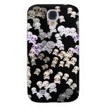 Cute Skulls Galaxy S4 Covers