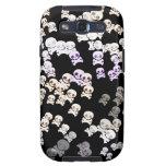 Cute Skulls Samsung Galaxy SIII Cases