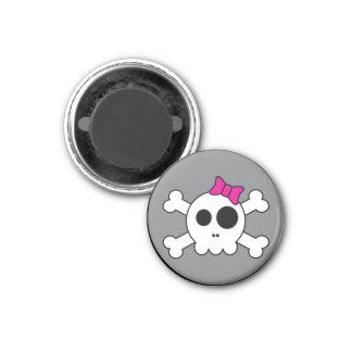 Cute Skully Magnet Fridge Magnets