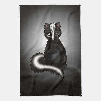 cute Skunk Hand Towel