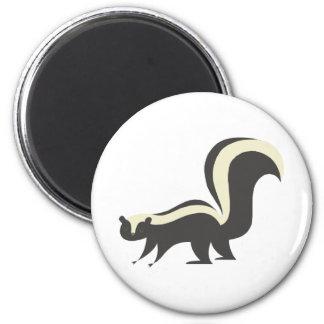 Cute Skunk Magnet
