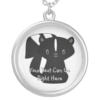 Cute Skunk Necklace