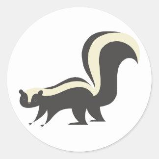 Cute Skunk Stickers