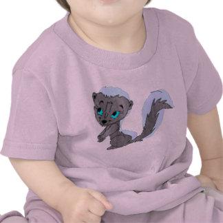 Cute_skunk T-shirts